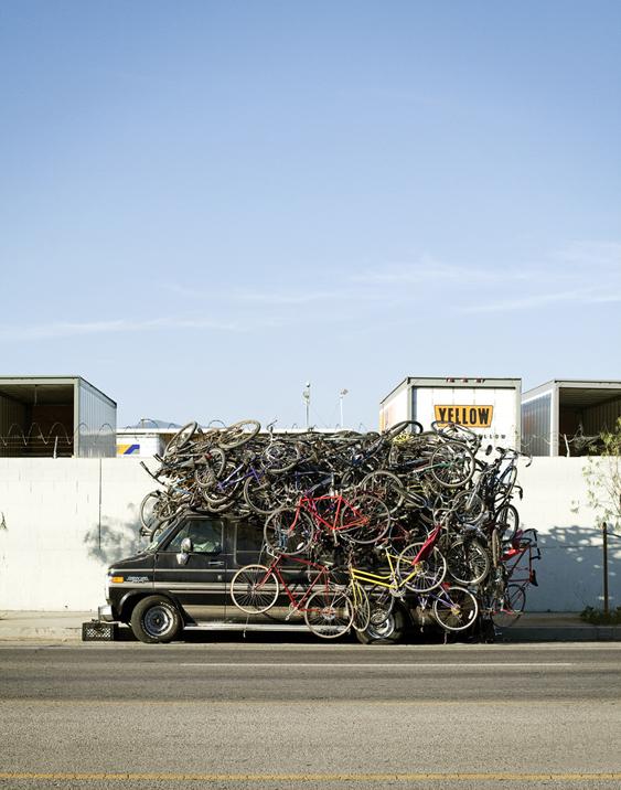 fahrradhaufen