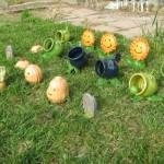 Pflanzen gegen Zombies in Natur