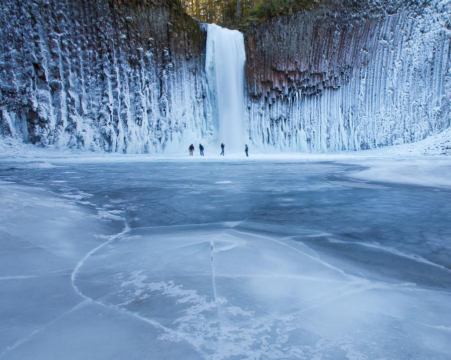 Eisfall