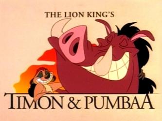 Timon und Pumbaa in echt – Bunte Bilder