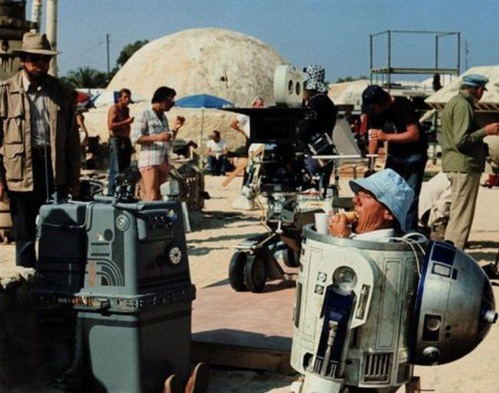 R2D2 Schauspieler