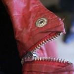 Reißverschluss-Piranha