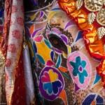 Geschminkter Elefant
