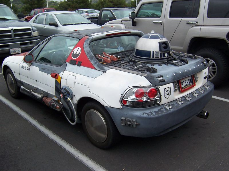 Star Wars Auto