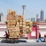 Fernverkehr / China / Shanghai
