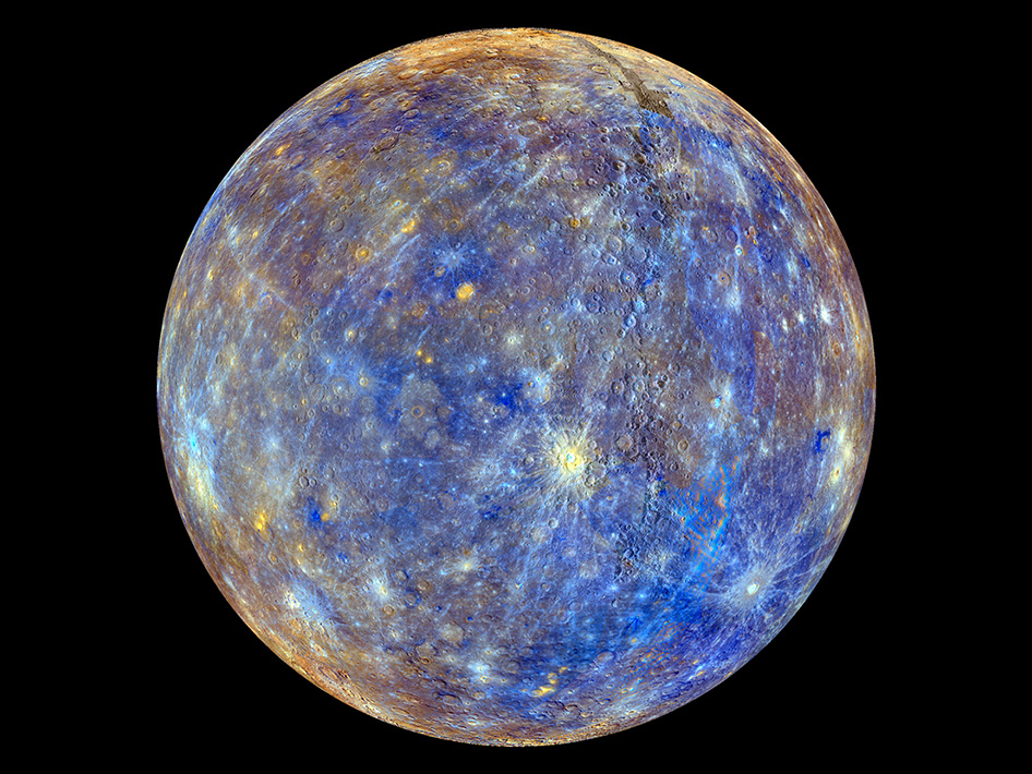 mercury the planet real color - photo #8