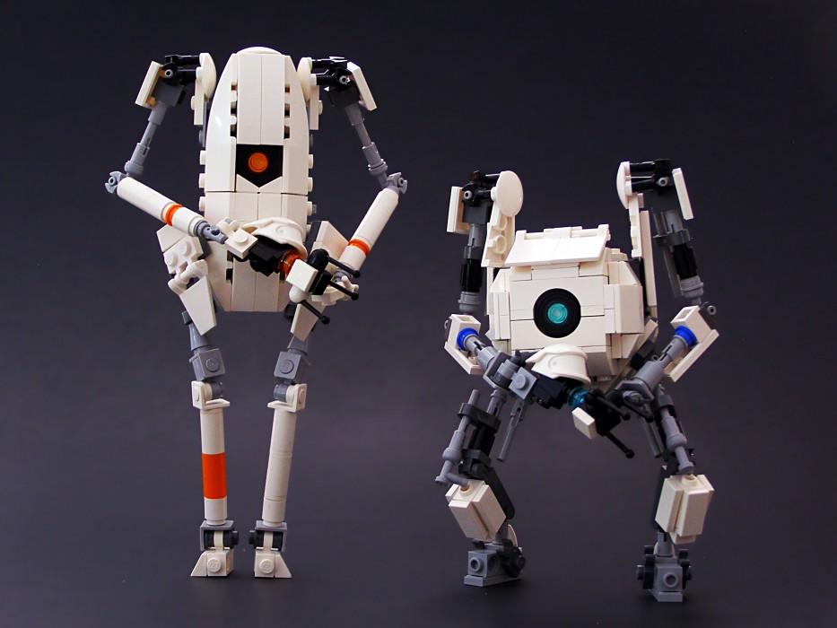 Lego Portal