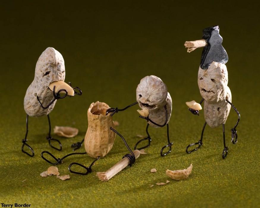 Erdnuss Zombies