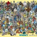 Wo ist Wall-E?