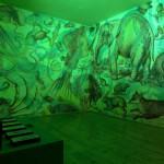 RGB Bild Grün