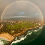 360° Regenbogen